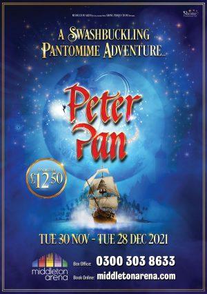 Middleton Arena Peter Pan