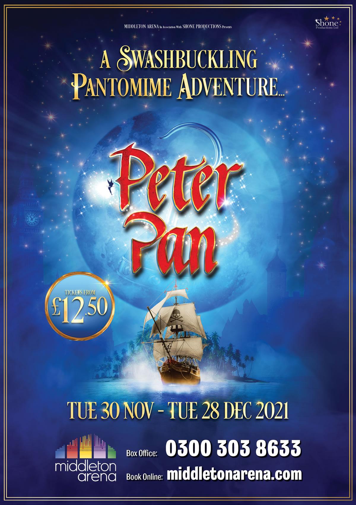 Peter Pan Middleton Arena