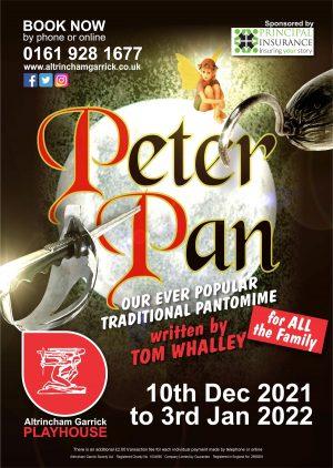 Image of Peter Pan pantomime