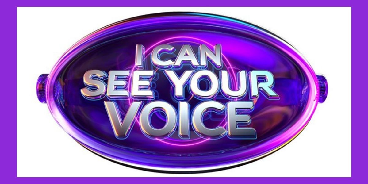 BBC I Can See Your Voice Logo