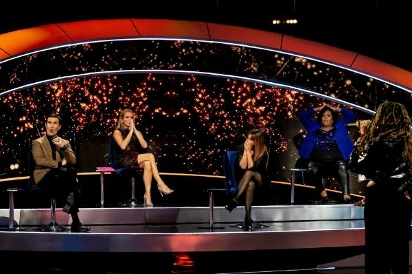 BBC I Can See Your Voice judges