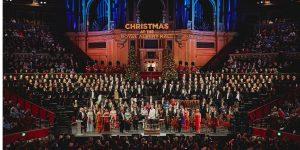 Paradise, Andy/ Christmas with the Royal Choral Society at the Royal Albert Hall