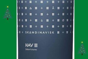Amazon Skandinavisk HAV 'Sea' Scented Candle £25