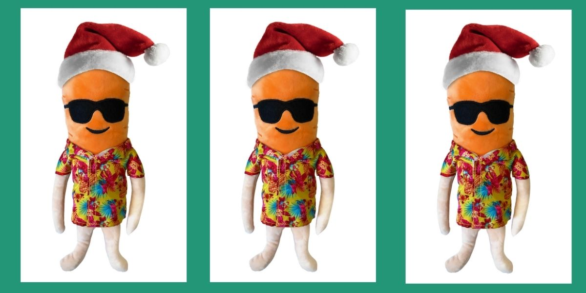 Kevin the Carrot - MalibuKev Junemas