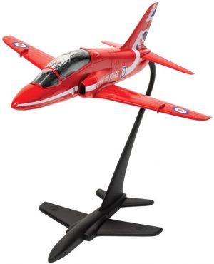 Airfix Small Starter Set Red Arrows Hawk