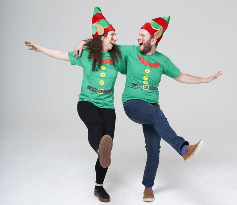 Image Of Alzheimer's Society Elf Day