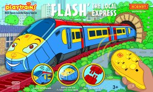 Hornby Flash The Local Express Train Set