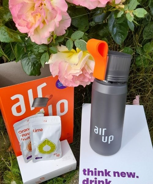Christmas Gift Review 2021 - Air Up Water Bottle Starter Set