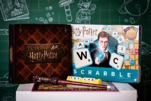 John Lewis Christmas 2021 - Harry Potter Games Compendium £59.99