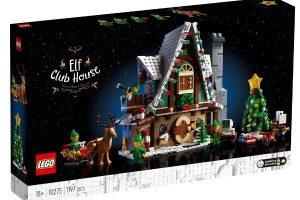 John Lewis Christmas 2021 - Lego Elf Clubhouse, £84.99