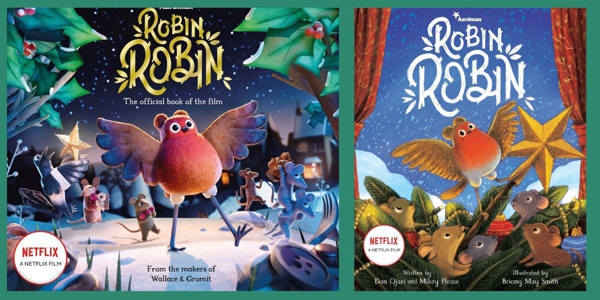 Robin Robin Picture Books and Movie