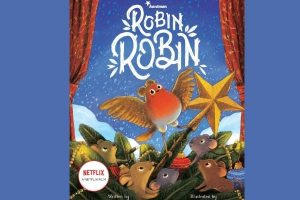 Robin Robin Two Hoots - illustrated by Briony May Smith