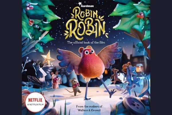 Robin Robin - the official book of the film