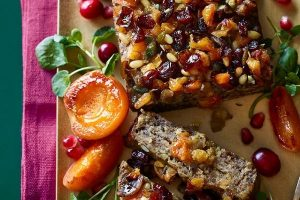 Waitrose Christmas 2021 Vegan Jewelled Roast