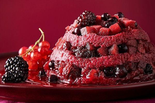 Waitrose Christmas 2021 Vegan Winter pudding