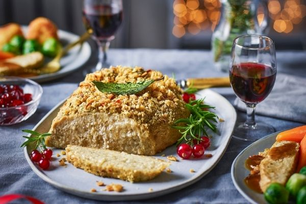 Wicked Kitchen No-Turkey Roast Crown - Christmas 2021
