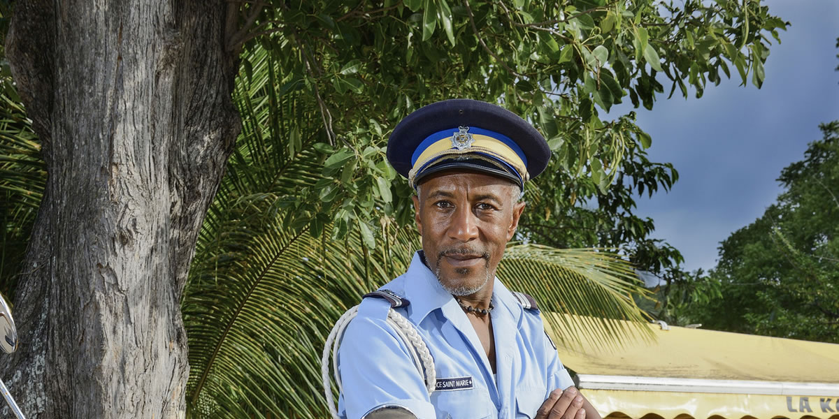 Image Of BBC One Death In Paradise Danny John-Jules
