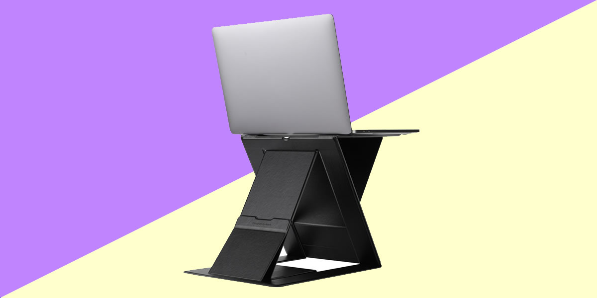 Image Of Moft Z 51-In-1 Laptop Stand Desk