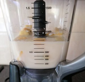 Image Of Ninja 2 In 1 Blender With Auto-IQ Ingredients