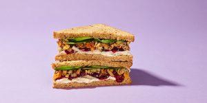 Pret A Manger Christmas Sandwich