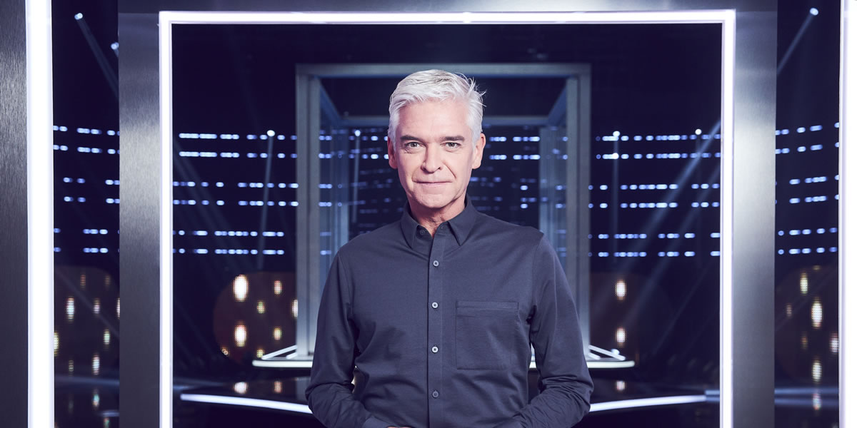Image Of Philip Schofield The Cube