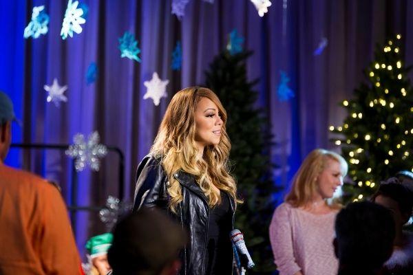 A Christmas Melody, starring Mariah Carey.