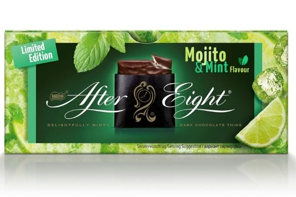 After Eight Mojito and Mint