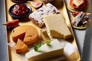 Asda Christmas Food 2021 - Plant-Based Christmas Cheeseboard Alternative