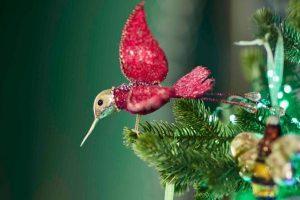 John Lewis Christmas 2021 – Gemstone Forest Hummingbird £6