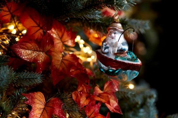 John Lewis Christmas 2021 - Copper River