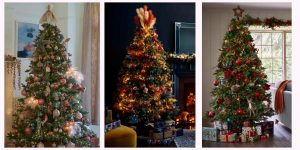 John Lewis Christmas 2021 Home Decorations and Baubles