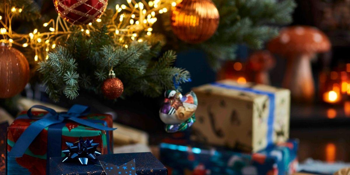 John Lewis Christmas shop 2021