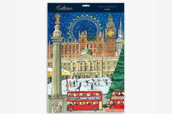 John Lewis Festive Field - Emma Bridgewater London Festivities Advent Calendar £6