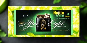 Limited Edition Nestle After Eight Mojito and Mint