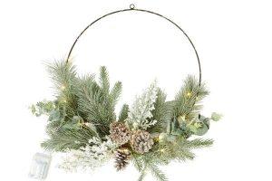Matalan Christmas 2021 - Half Wreath £15