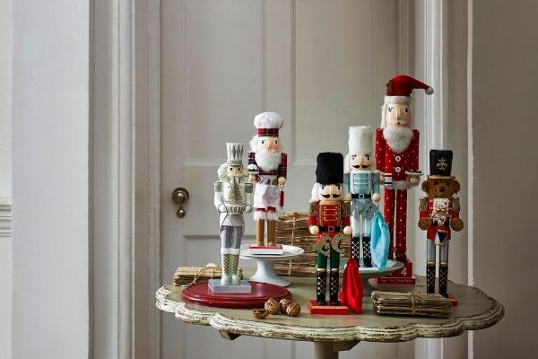 Matalan Christmas 2021: Nutcracker Ornaments