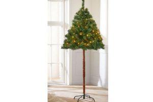 Studio Parasole Christmas Tree - with lights on