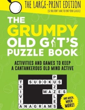 The Grumpy Old Git's Puzzle Book