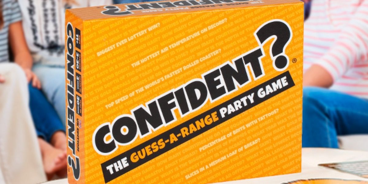Image Of Confident? Party Game