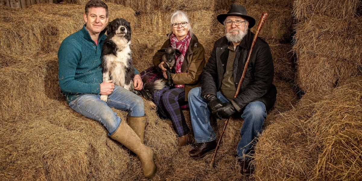 Image Of Matt Baker: Our Farm In the Dales