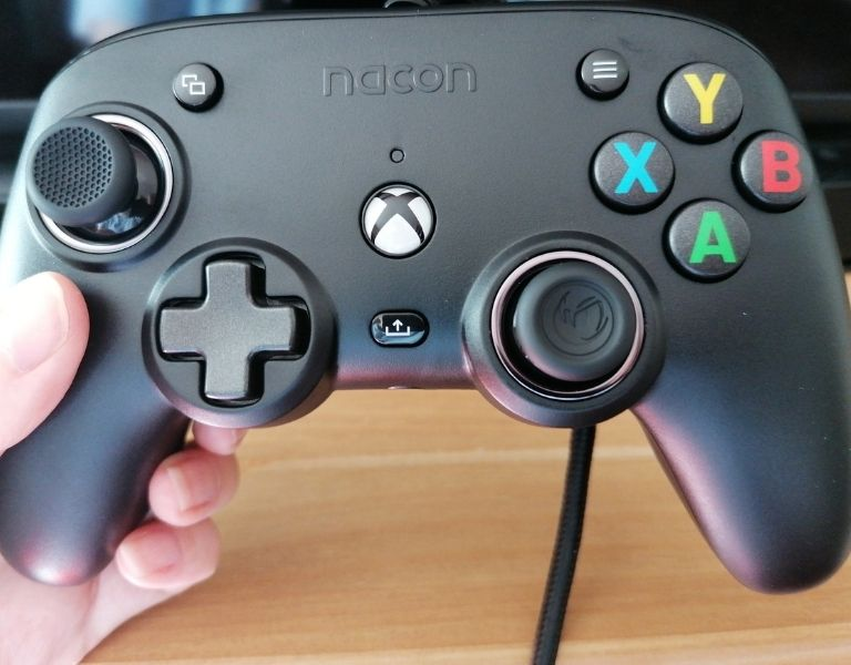 Image Of Nacon Pro Compact Controller