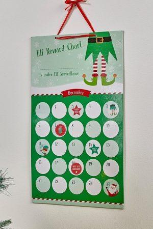 Studio Elf Reward Chart