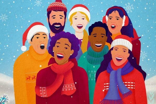 BBC Breakfast Christmas Carol Competition