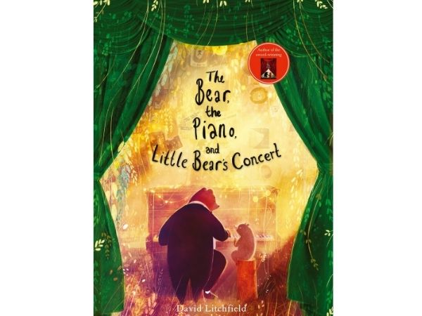 Bear, the Piano, and Little Bear's Concert