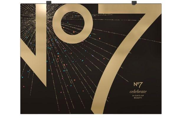 Boots No7 Celebrate 25 Days of Beauty Advent Calendar