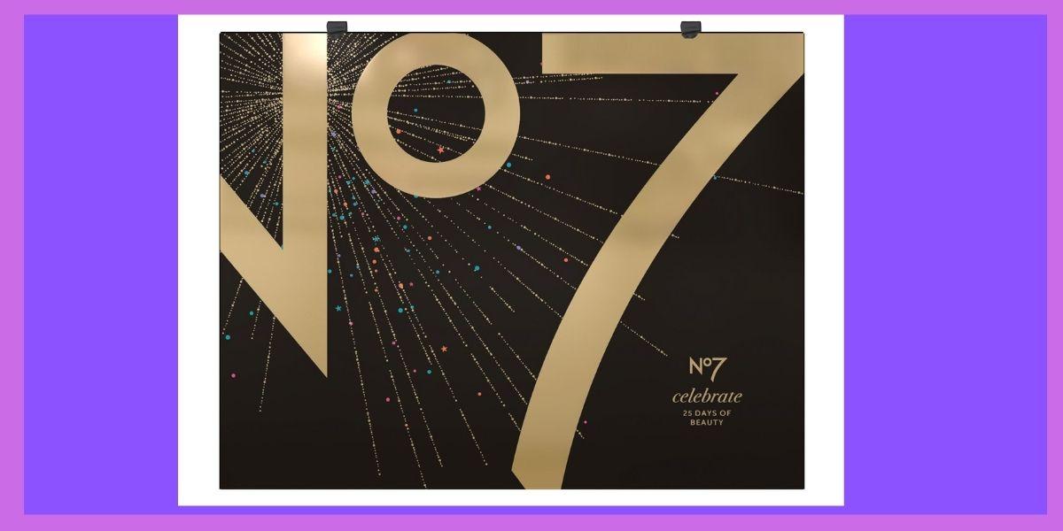 Boots No7 Celebrate 25 Days of Beauty Advent Calendar 2021