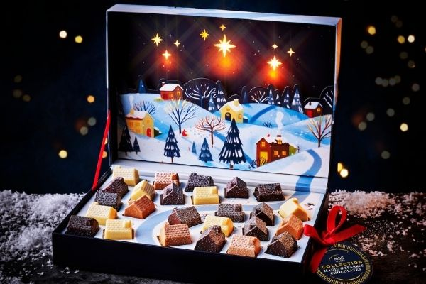 Collection Magic & Sparkle Light-Up Chocolate box