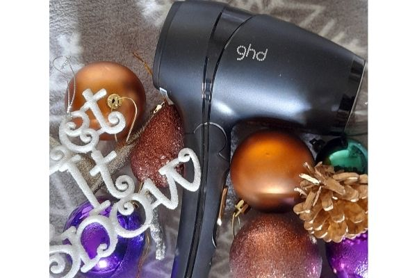 GHD On The Go Gift Set - Hairdryer