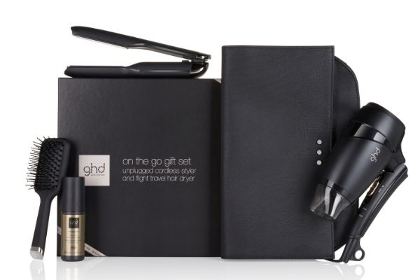 GHD on the go gift set