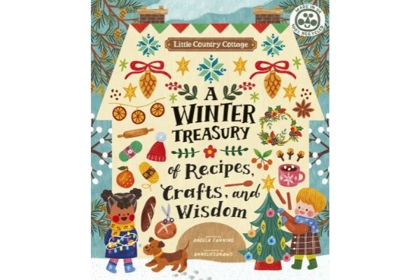 Little Country Cottage - Winter Treasury book